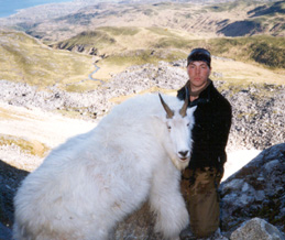 alaska mountain goat hunting